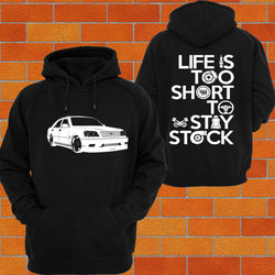 Toyota Crown JZS171 Hoodie - Chaotic Customs
