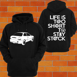 Hyundai Excel Hoodie or Tshirt/Singlet - Chaotic Customs