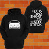 Ford FG Falcon (Front) Hoodie or Tshirt/Singlet - Chaotic Customs