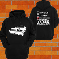 Ford AU Falcon (Forte) Hoodie - Chaotic Customs