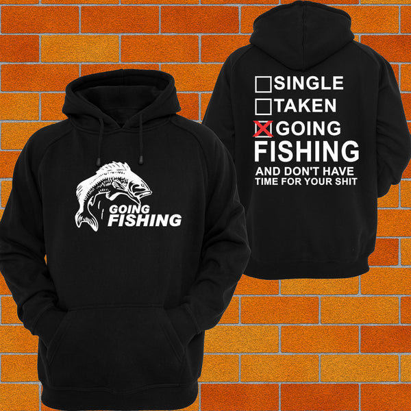 Fishing Hoodie - Chaotic Customs