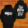 Ford TC Cortina Wagon Hoodie or Tshirt/Singlet - Chaotic Customs