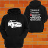 Subaru Forester SJ Hoodie - Chaotic Customs