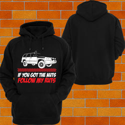 "Forester SF5 ""Got the Nuts"" Hoodie or Tshirt/Singlet - Chaotic Customs"