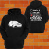 Subaru Forester SH Hoodie - Chaotic Customs