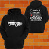 Subaru Forester Lifted Hoodie - Chaotic Customs