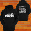 Subaru Forester SF5 Hoodie - Chaotic Customs