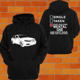 Ford FG G6E Hoodie or Tshirt/Singlet - Chaotic Customs