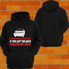 "Toyota Hilux 05-09 ""Got the Nuts"" Hoodie or Tshirt/Singlet - Chaotic Customs"