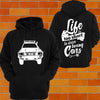 Toyota Hilux (Front) Hoodie or Tshirt/Singlet - Chaotic Customs