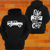 Toyota Hilux LN107 Hoodie or Tshirt/Singlet - Chaotic Customs