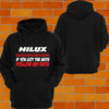 "Toyota Hilux Logo ""Got the Nuts"" Hoodie or Tshirt/Singlet - Chaotic Customs"