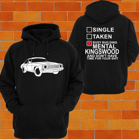 Holden HJ Kingswood Hoodie or Tshirt/Singlet - Chaotic Customs