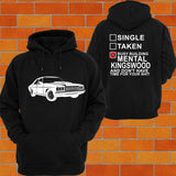 Holden HZ Premier Hoodie - Chaotic Customs