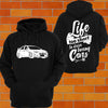 Mitsubishi Lancer CJ Hoodie - Chaotic Customs