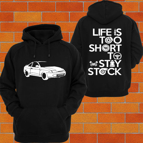 Mitsubishi Lancer CE Hoodie - Chaotic Customs