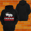 "Toyota Landcruiser 100 series ""Got the Nuts"" Hoodie or Tshirt/Singlet - Chaotic Customs"