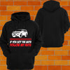 "Toyota Landcruiser 200 series ""Got the Nuts"" Hoodie or Tshirt/Singlet - Chaotic Customs"