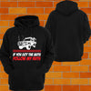 "Toyota Landcruiser 79 series ""Got the Nuts"" Hoodie or Tshirt/Singlet - Chaotic Customs"