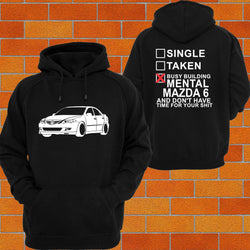 Mazda 6 GG Hoodie - Chaotic Customs