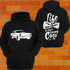 Ford Mustang Hoodie - Chaotic Customs