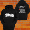 Nissan Navara D40 Hoodie or Tshirt/Singlet - Chaotic Customs