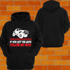 "GQ patrol (shorty) ""Got the Nuts"" Hoodie or Tshirt/Singlet - Chaotic Customs"