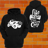 Nissan Patrol GQ (Shorty) Hoodie or Tshirt/Singlet - Chaotic Customs