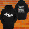 Nissan R31 Skyline Series 1/2 Hoodie or Tshirt/Singlet - Chaotic Customs