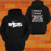 Nissan R34 Skyline Hoodie (Sedan) - Chaotic Customs
