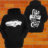 Nissan S13 Silvia (Convertible) Hoodie or Tshirt/Singlet - Chaotic Customs