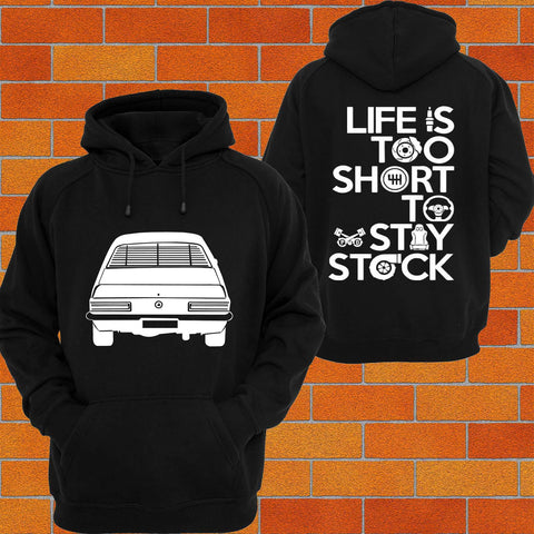 Holden Torana XU1 (Back) Hoodie - Chaotic Customs