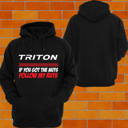 "Triton ""Got the Nuts"" Hoodie or Tshirt/Singlet - Chaotic Customs"