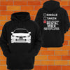 WRX MY06 Hawk eye Hoodie - Chaotic Customs