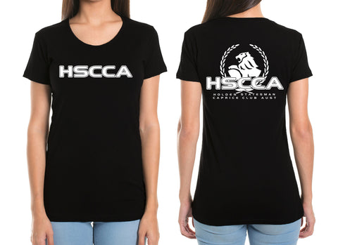 HSCCA Option 1 LADIES T shirt / Singlet