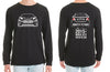 2015+ WRX STI CLUB NSW Long Sleeve Tshirt - Chaotic Customs