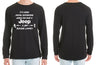 Social Distancing is hard JEEP Long Sleeve Tshirt - Chaotic Customs