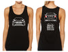 2015+ WRX STI CLUB NSW LADIES T shirt / Singlet - Chaotic Customs