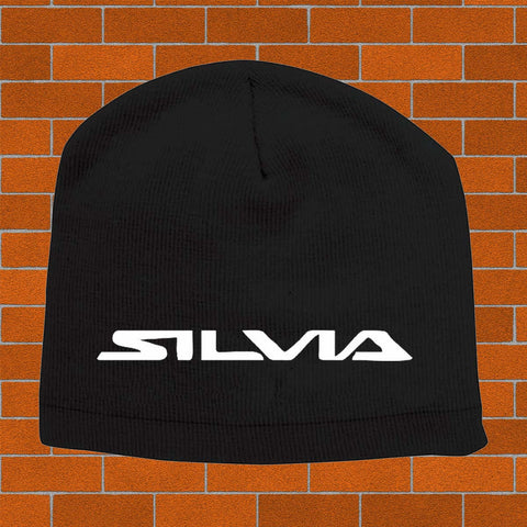 Silvia Logo Beanie - Chaotic Customs