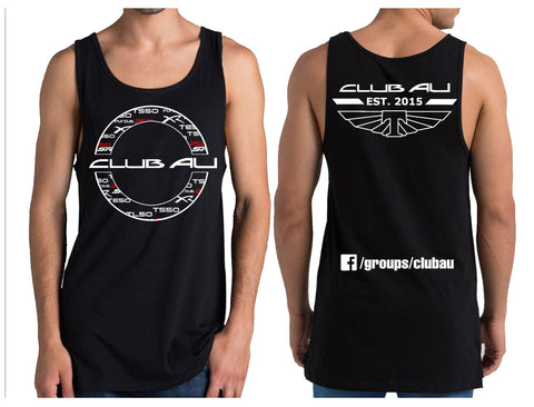 Club AU Option 3 T shirt /  Singlet / Muscle Tank - Chaotic Customs