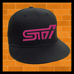 STI Logo SnapBack (E) - Chaotic Customs