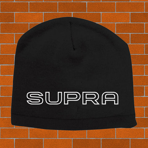Toyota Supra MK3 Beanie - Chaotic Customs