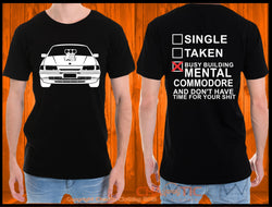 Holden VP Commodore (BLOWN) Tshirt / Singlet - Chaotic Customs