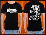 Holden VF Commodore Tshirt / Singlet - Chaotic Customs