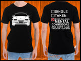 Holden VP Commodore Tshirt / Singlet - Chaotic Customs