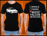 Ford AU Falcon Tshirt/Singlet - Chaotic Customs