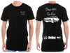 Classic 60's Car Club TALL Tee (Long) - Chaotic Customs