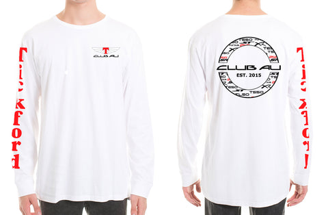 Club AU Long Sleeve Tshirt - Chaotic Customs