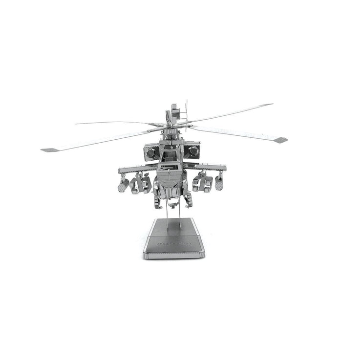 Metal Earth - AH-64 Apache Helicopter