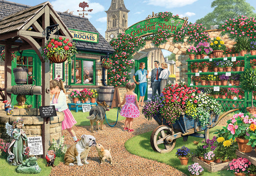 Holdson 300pc XL Puzzle Gallery Series 3 - Garden Shop